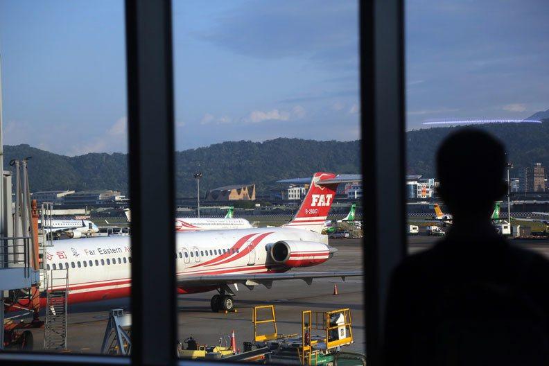 遠東航空近年不斷傳出財務危機的消息。圖片提供/遠見