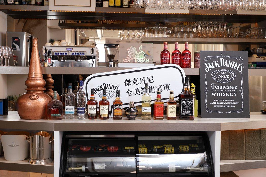 廷漢企業也是美國烈酒巨擘百富門(Brown-Forman)集團於台灣區的指定合作...