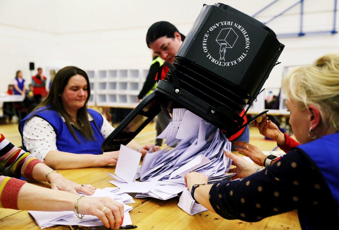 《衛報》表示,本回的選舉也呈現了明顯的「民族邊界」。在蘇格蘭,蘇獨意識明顯地因脫...