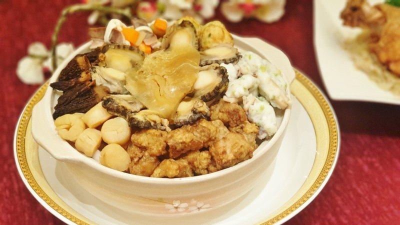 限量供應的「懷舊菜尾一品鍋」,去年上市便很快銷售一空。 徐谷楨/攝影