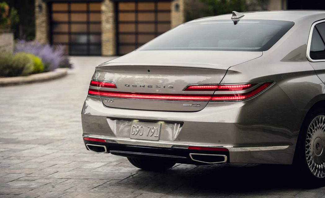 Genesis預約出席2020日內瓦車展韓系豪華品牌要進軍歐洲了嗎