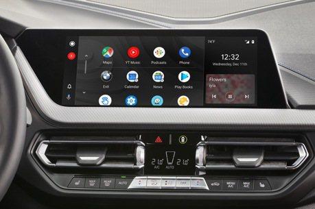 BMW確定提供Android Auto 而且還是無線連接!