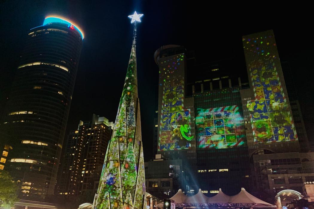 新北/歡樂耶誕城,北台灣耶誕節前 IG 熱拍打卡聖地