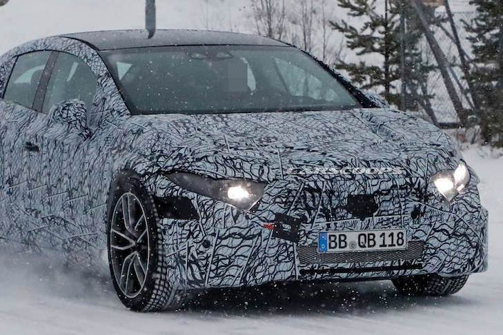 Mercedes-Benz EQS將挑戰成為現今最豪華的電動車!