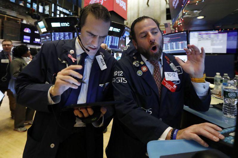 美中達成原則性協議,一掃美股最大不確定性。美聯社