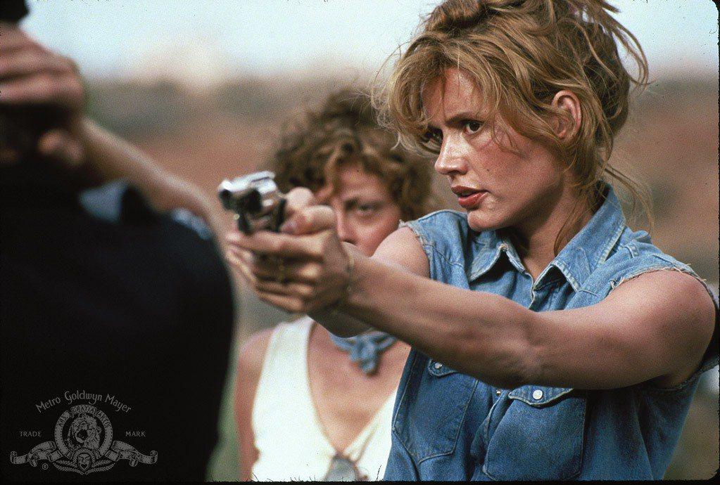 「末路狂花」已被視為1990年代的經典電影。圖/摘自imdb
