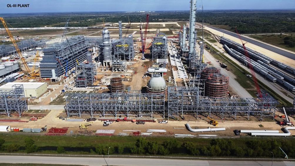 台塑集團在美國路易斯安那州的94億美元石化園區「陽光計畫」遭環保人士抨擊。圖為台...