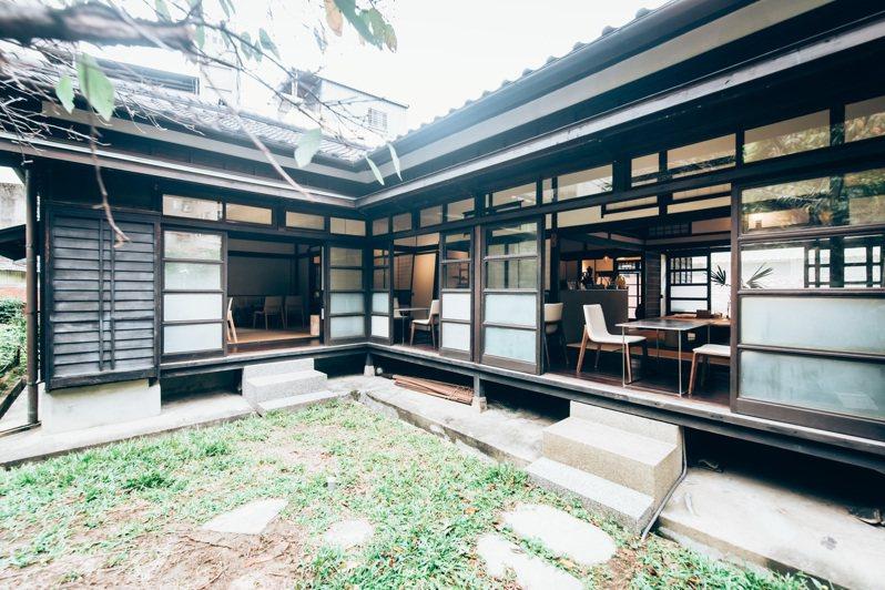 李克承博士故居是一棟雅致的日式建築,2011年被指定為市定古蹟。圖/市府提供