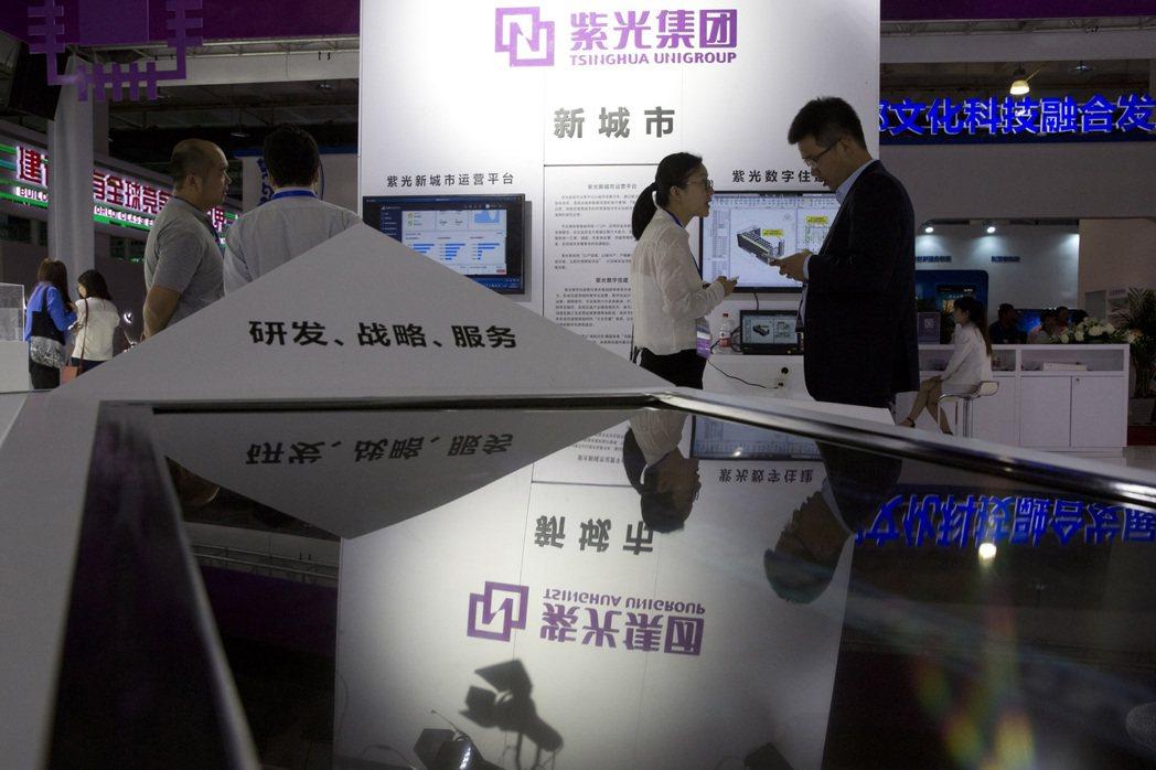 OECD報告顯示,中國大陸對半導體產業的扶植程度為全球最高。 美聯社