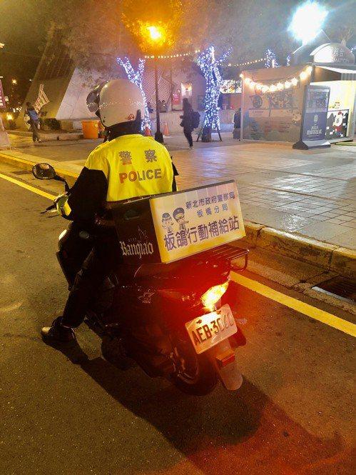 新北歡樂耶誕城重頭戲「巨星耶誕演唱會」明、後兩天眾星雲集盛大登場,板橋警分局成立...
