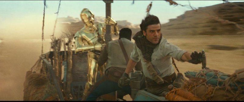 「Star Wars:天行者的崛起」。圖/迪士尼提供
