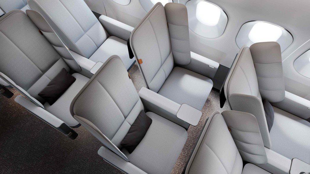 多數人搭機出國旅遊,常被迫縮在經濟艙的狹窄座位內,入睡只能靠自帶頸枕,或是用外套...