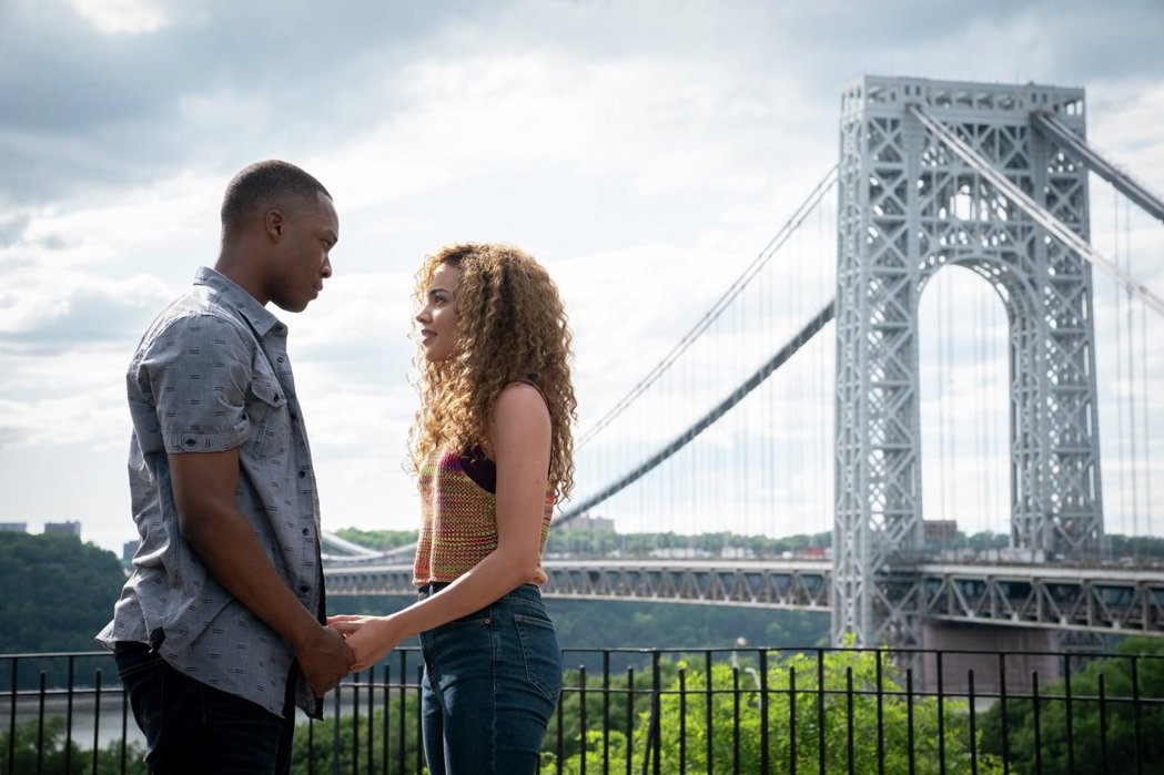 「紐約高地」劇照。圖/華納兄弟提供