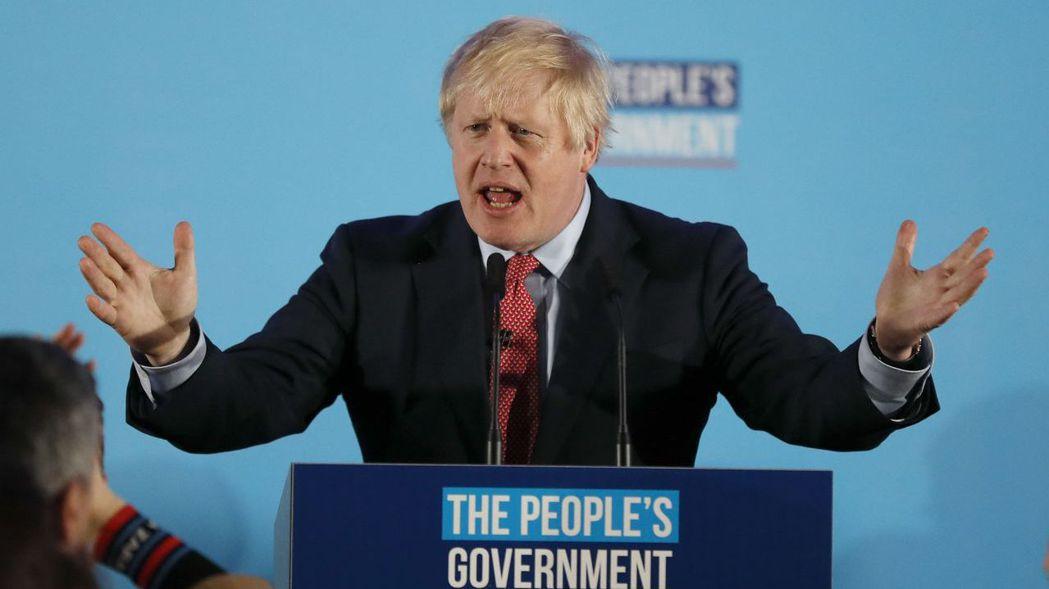 英國首相強生運用穩紮穩打的競選策略,成功領導保守黨在12日下議院選舉中克敵制勝。...