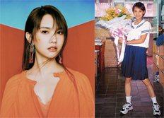 楊丞琳響應KKBOX 風雲榜15周年,祭出15歲嫩照。圖/KKBOX提供