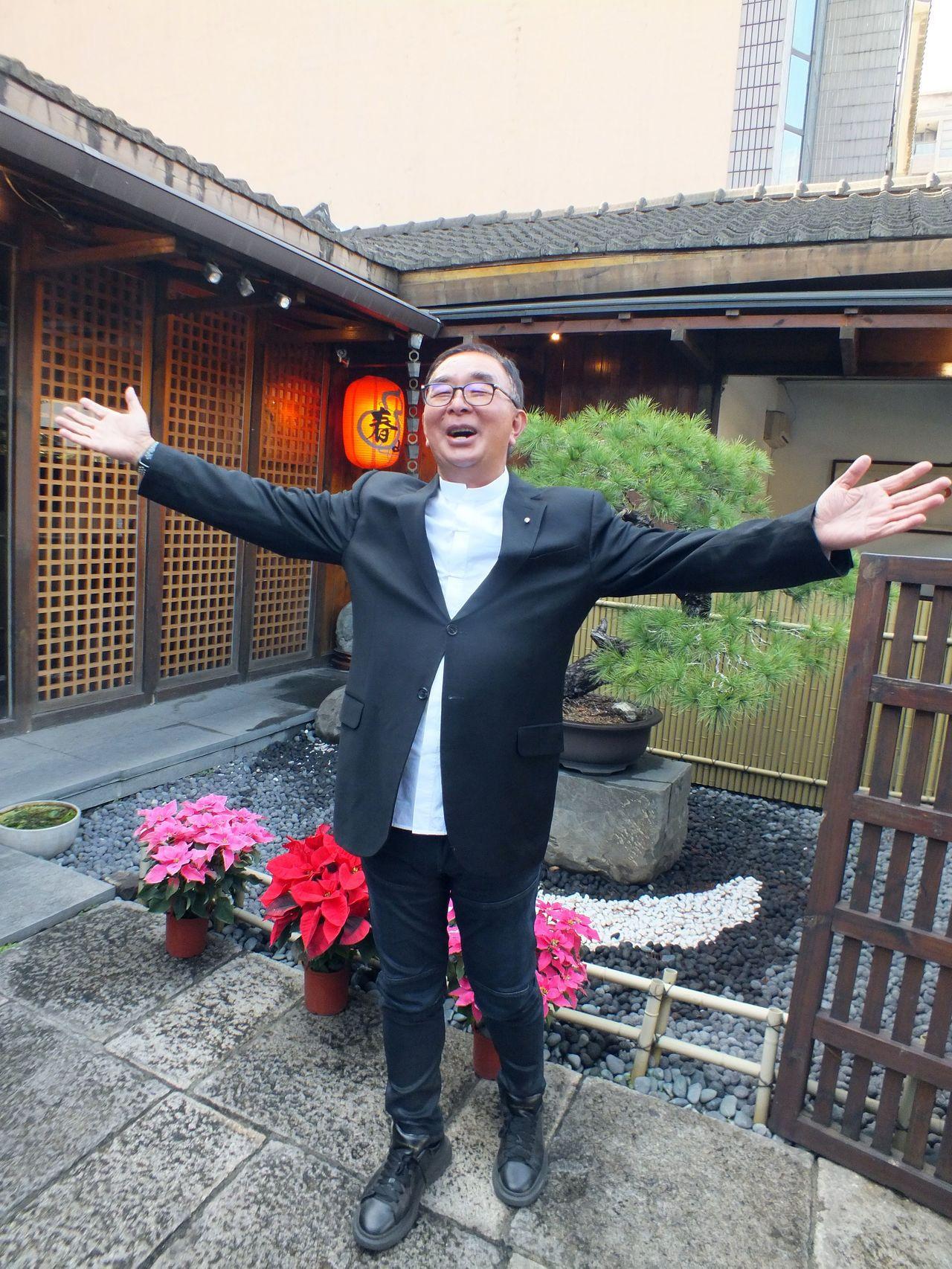 麗明營造25周年慶,平安夜將在國家歌劇院辦感恩音樂會,麗明營造董事長吳春山將登台...