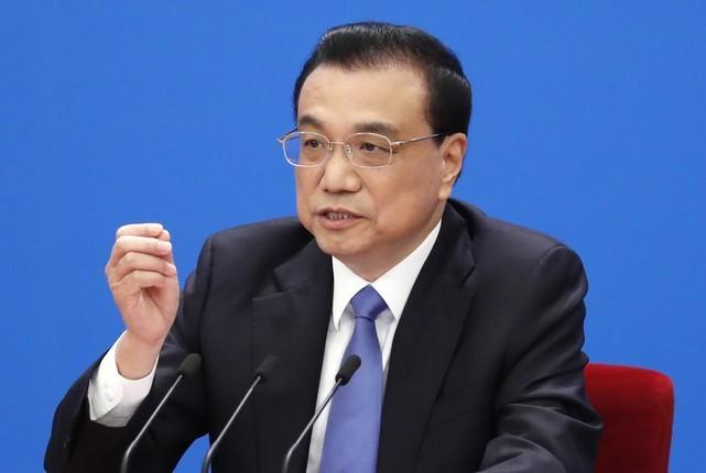 大陸國務院總理李克強。 (新華社資料照片)