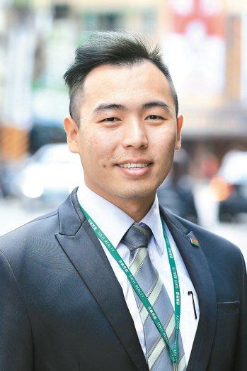 劉川玄(信義房屋關渡店)28歲,入行5年 圖/信義房屋提供
