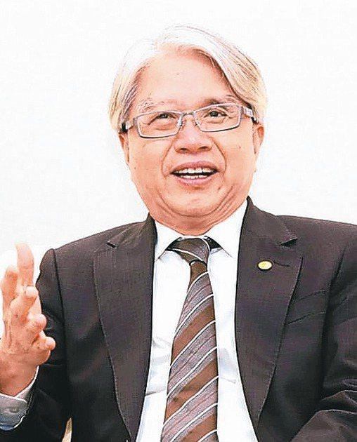 中國輸出入銀行理事主席林水永把客戶當朋友,建立出長久的信任關係。 本報系資料庫