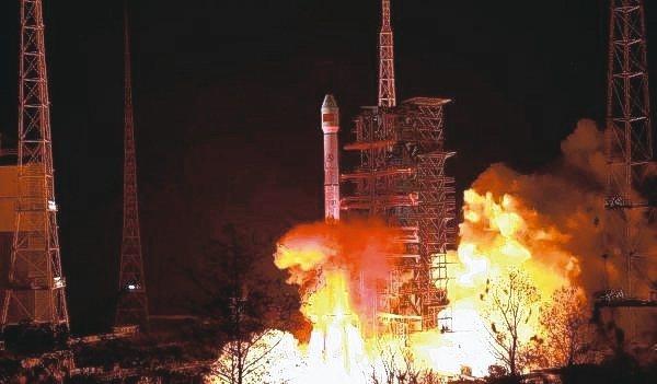 陸善真今年發射了31枚火箭,有望再次成為世界第一。