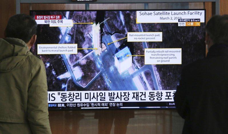 北韓官媒今(14日)報導,北韓昨(15日)在西海衛星發射基地進行了另一場「關鍵」測試,以增強戰略性核子嚇阻能力。 美聯社