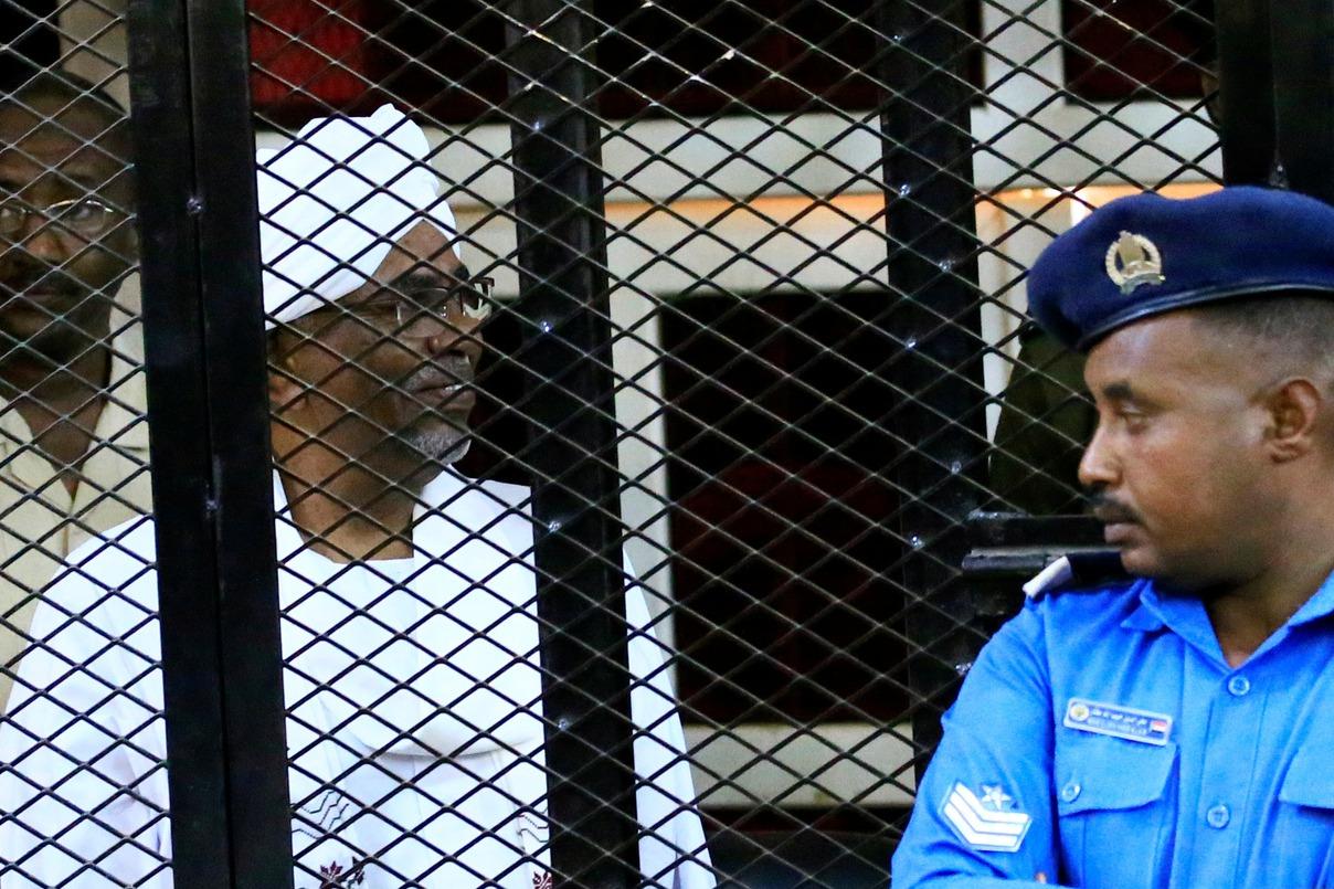 蘇丹前總統巴席爾貪汙罪定讞 被判2年關押