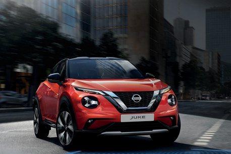 時尚跨界休旅始祖!全新第二代Nissan Juke英國開始交付