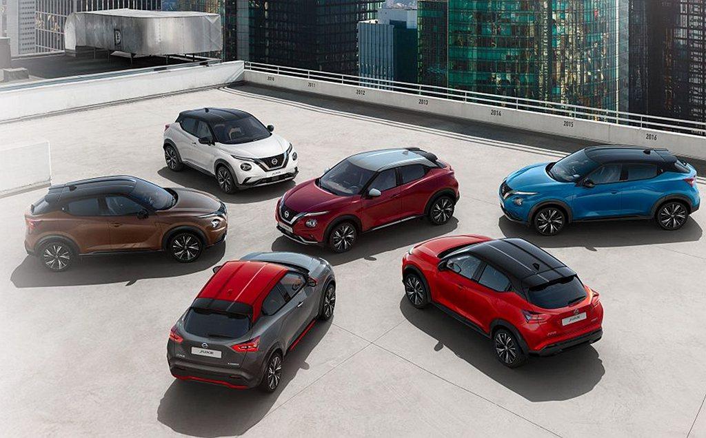 全新第二代Nissan Juke於今年9月正式發表、11月開始在歐洲市場販售。 ...