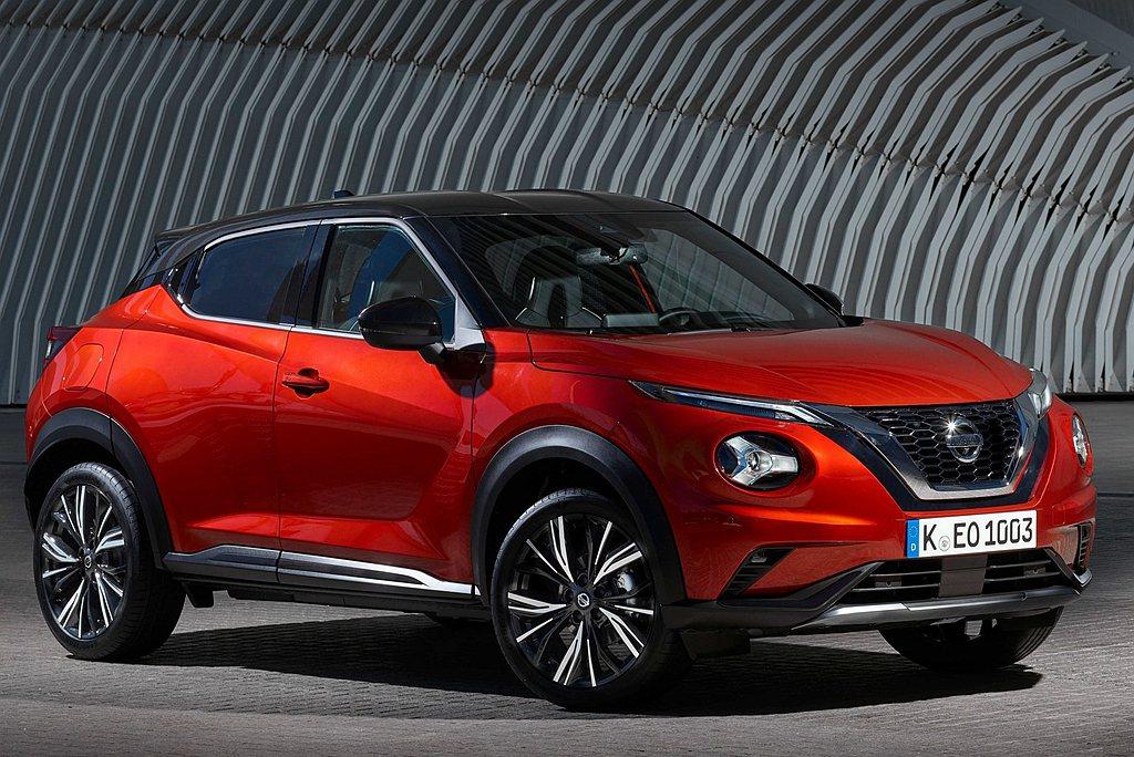 全新第二代Nissan Juke售價自17,395英鎊起,最貴車型(Tekna ...
