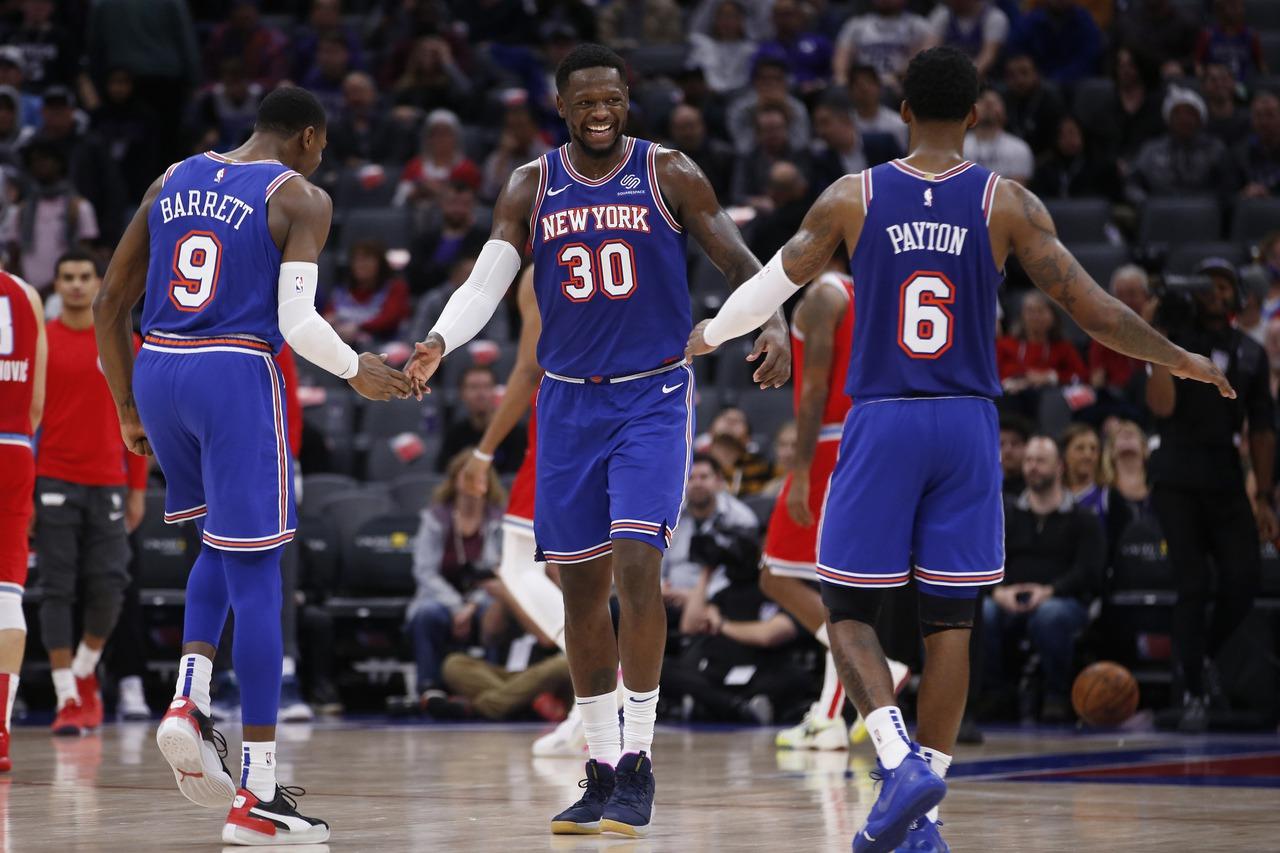 NBA/尼克灌錯籃烏龍 網友:這是他們會做的事