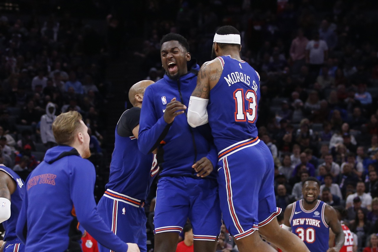 NBA/落後16分上演逆轉 尼克氣走國王首嚐連勝