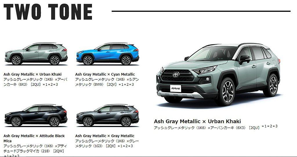 現行Adventure可選的金屬灰Two Tone車頂,新年式起則有望提供和海外...
