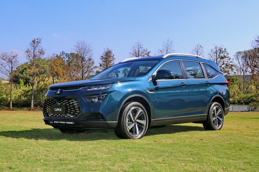 LUXGEN URX於6月份推出入主ADAS智駕版以上車款,免費升級價值2萬元的...