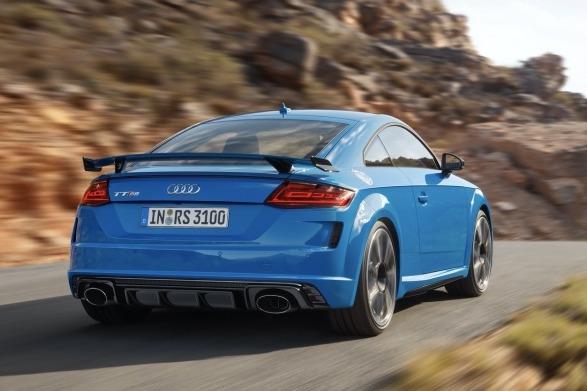 影/Audi TT RS賽道單圈已比R8還快! 而且僅小輸Lamborghini Urus!