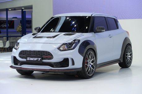 Suzuki Swift Extreme Concept概念車於泰國車展登場!