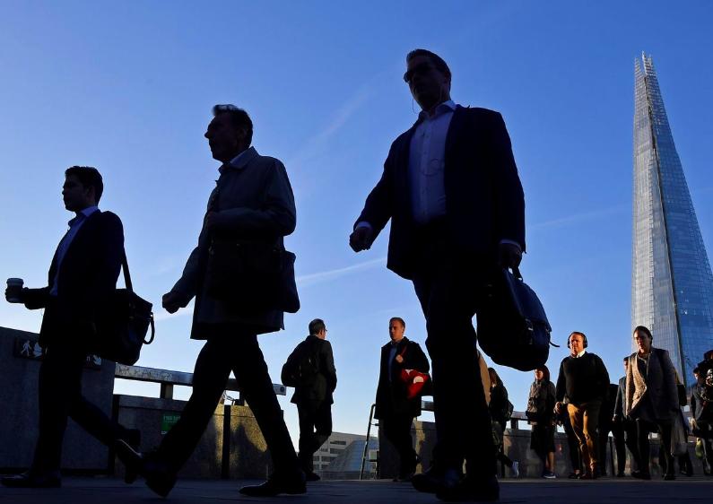 最新調查顯示,英國有一半的上班族擔心自己選錯工作。路透