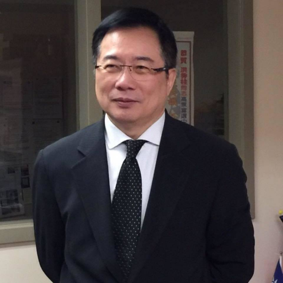 國民黨義務副秘書長蔡正元。圖/取自蔡正元臉書。