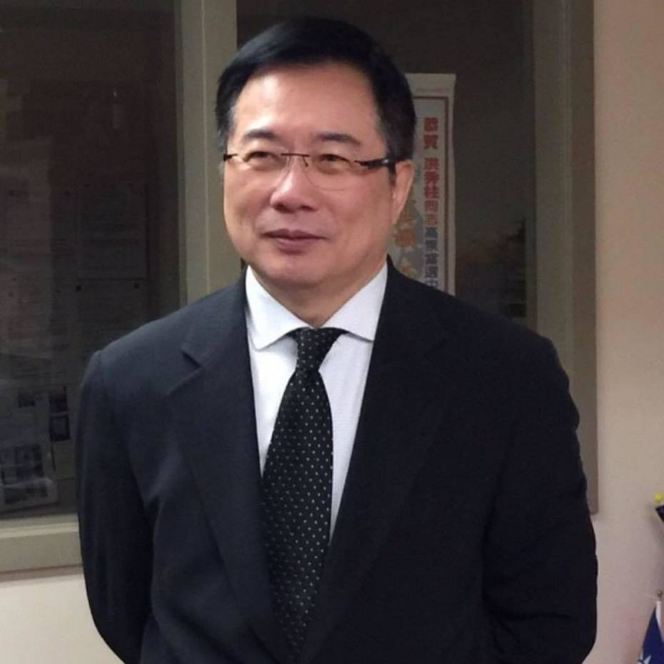 國民黨義務副秘書長蔡正元。圖╱取自蔡正元臉書。