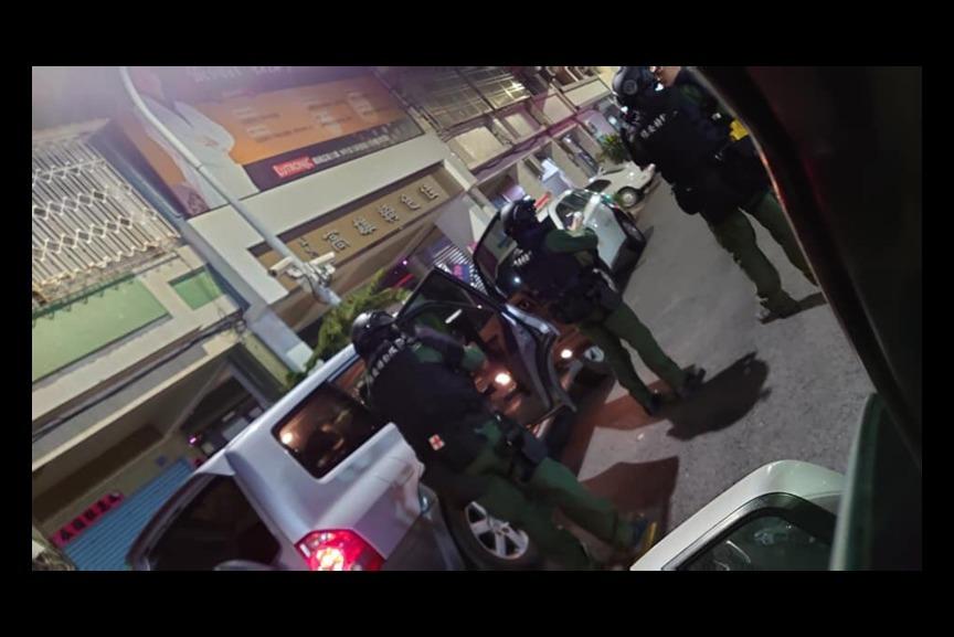 獨/疑對時勢不滿 國民黨台南市後壁黨部炸彈客坦承「炸彈我放的」