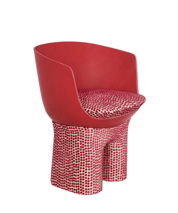 Dolls椅子來自Yael Mer和Shay Alkalay合作,前衛簡約,售價...