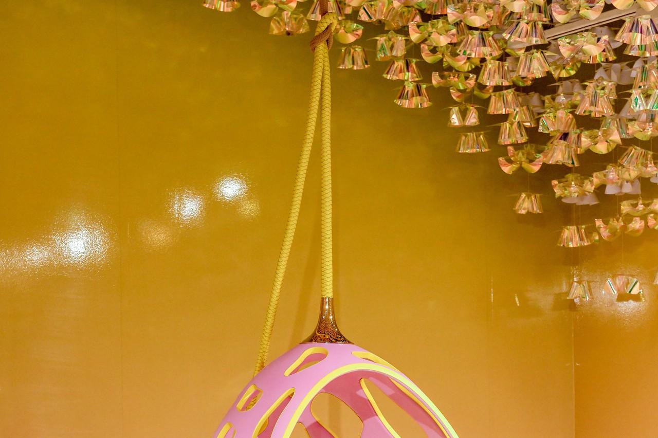邁阿密設計展/LV發表新款家具 宛如被日光擁抱般溫暖
