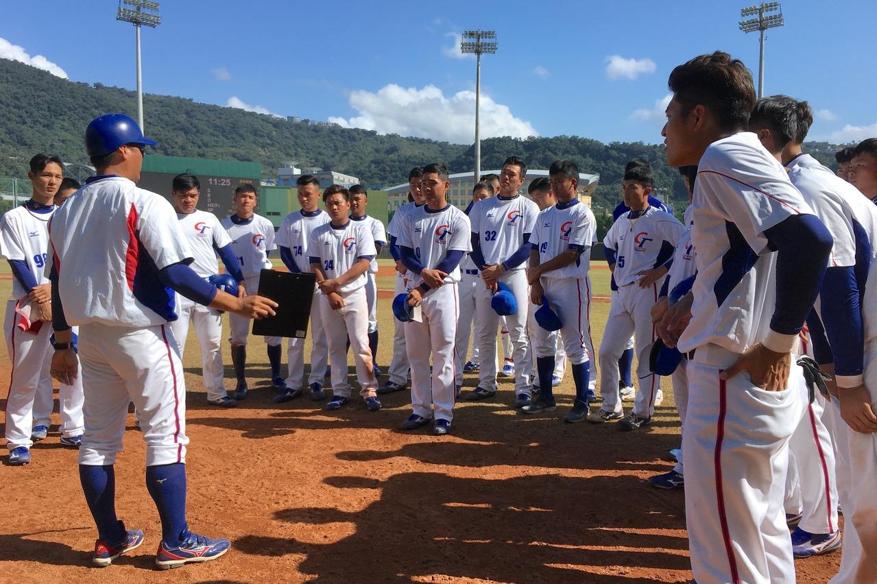 棒球/台中市隊以新球隊登錄 明天甄選球員備戰聯賽