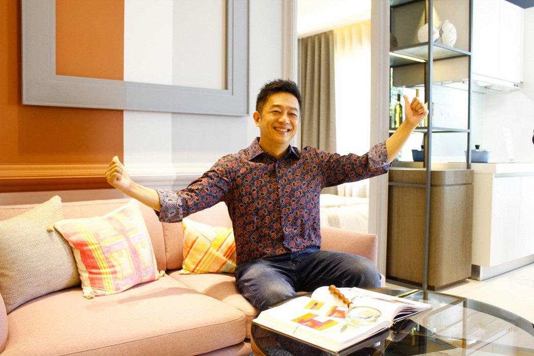 陳昭榮成直播之王,一年就產生了688個小時直播影音時數  圖/翰成數位直播提供