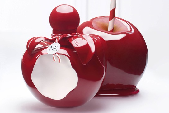太妃糖蘋果、拼布設計太迷人!NINA RICCI、CK ONE、4711新香水快收藏