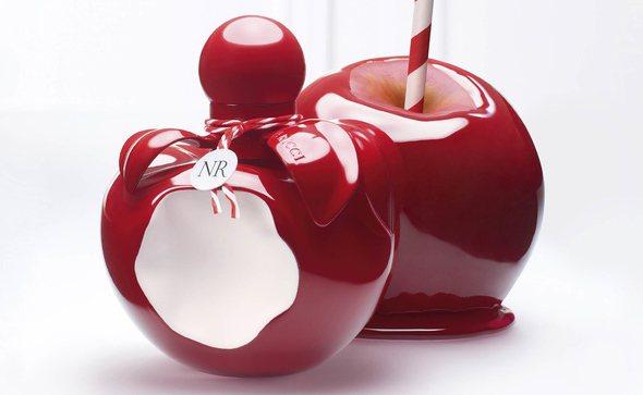 NINA RICCI太妃甜心女性淡香水,50ml售價2,900元、80ml售價3,500元。圖/盧亞提供