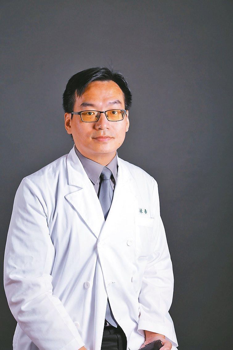 林春吉台北榮總大腸直腸外科主治醫師 圖╱林春吉提供