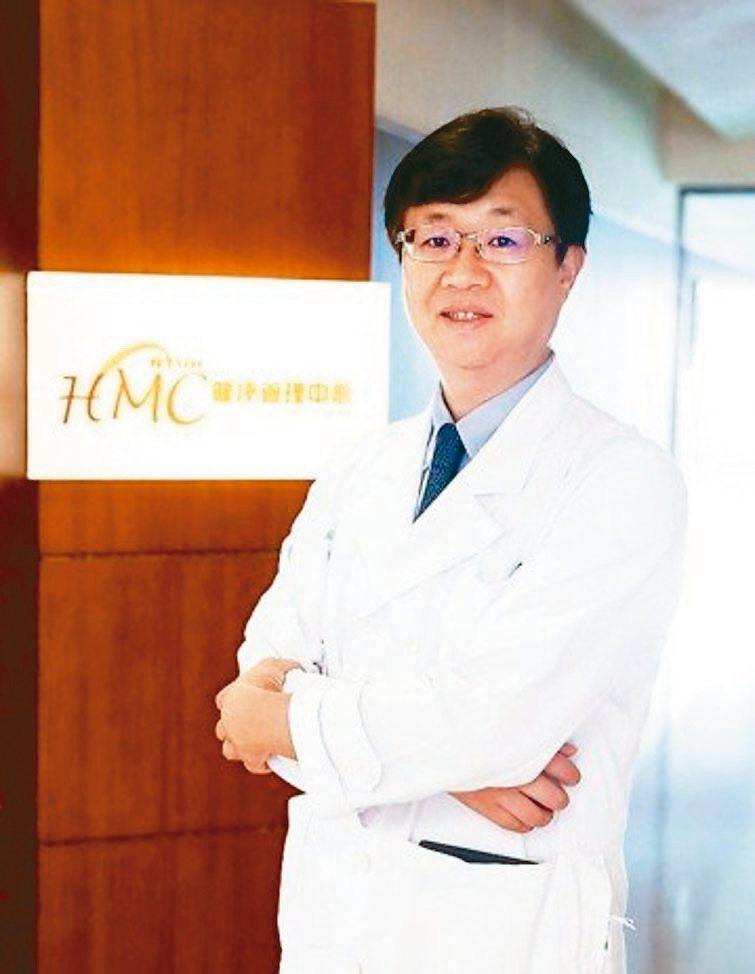 邱瀚模台大醫院內科部主治醫師 圖╱本報資料照