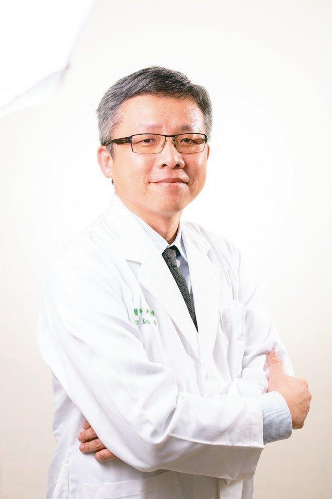 柯道維中國醫藥大學附設醫院大腸直腸外科主任 圖╱柯道維提供