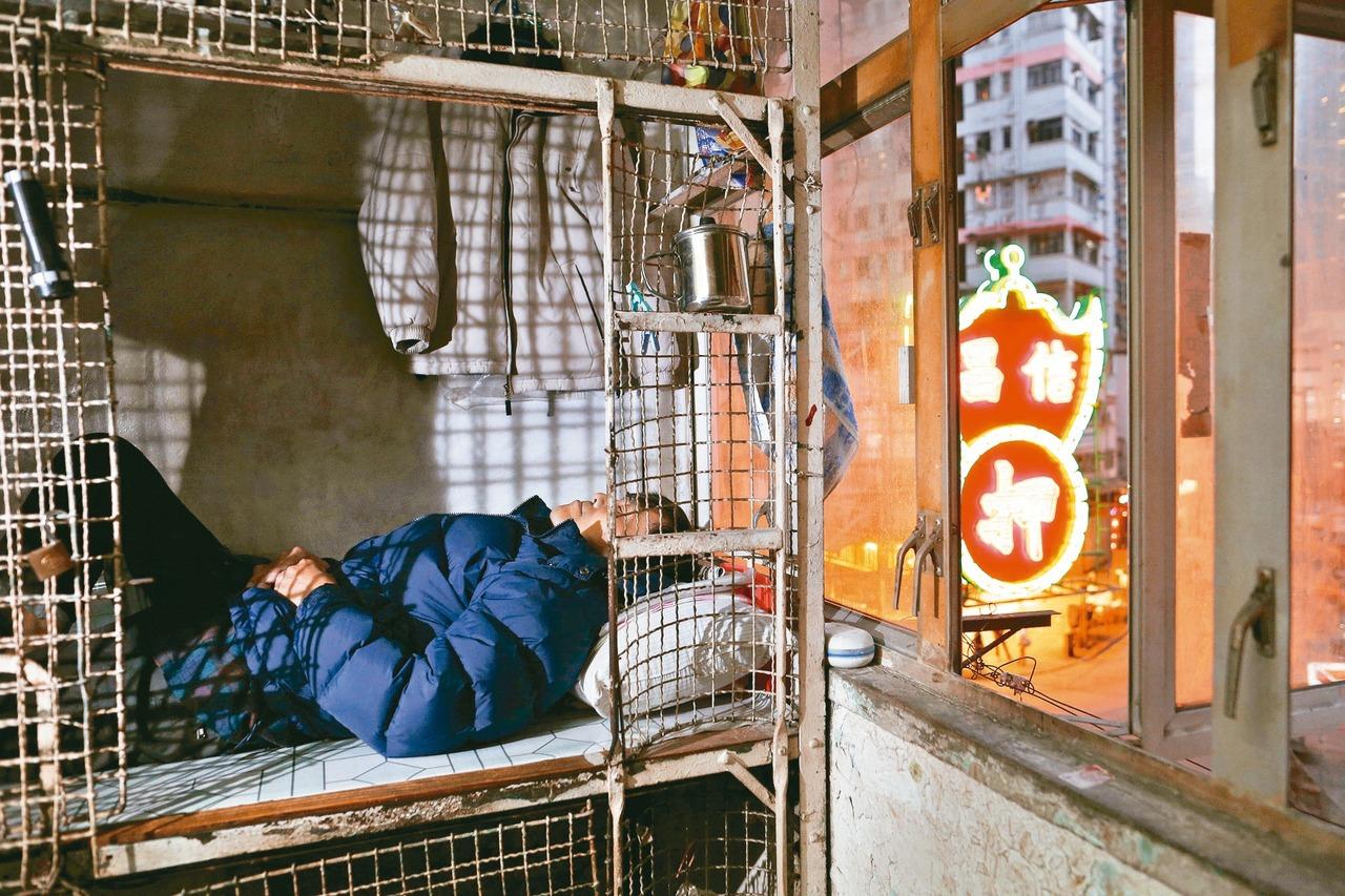 香港貧窮人口新高 五個港人一個窮