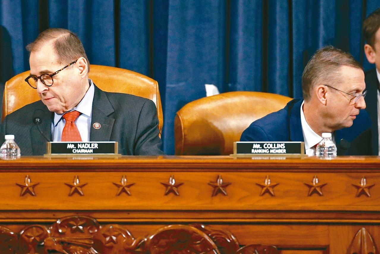 美眾院彈劾川普 本周全院表決